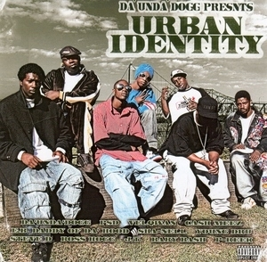 Da' Unda' Dogg Presents: Urban Identity album cover