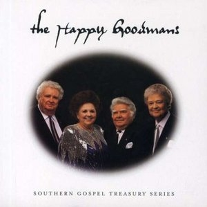Southern Gospel Treasury: The Goodman Family album cover
