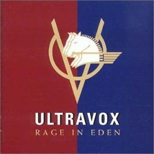 Rage In Eden album cover