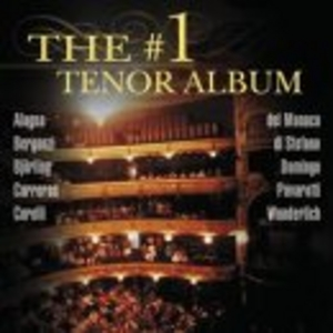 The #1 Tenor Album album cover