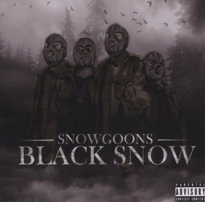 Black Snow album cover