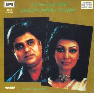 An Evening With Jagjit-Chitra Singh album cover