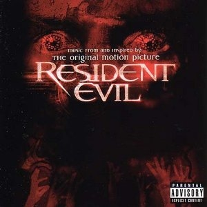 Resident Evil: Music From And Inspired By The Motion Picture album cover