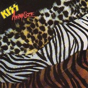 Animalize album cover