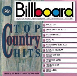 Billboard Top Country Hits: 1964 album cover
