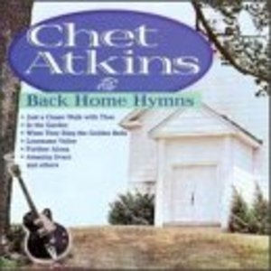 Plays Back Home Hymns album cover