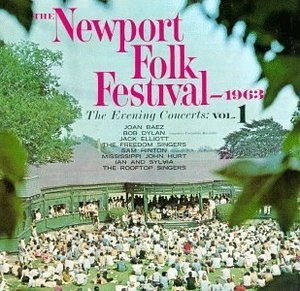 Newport Folk Festival 1963: The Evening Concerts album cover