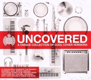 Ministry Of Sound: Uncovered album cover
