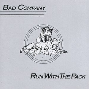 Run With The Pack album cover