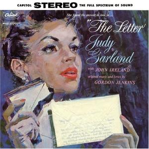The Letter album cover