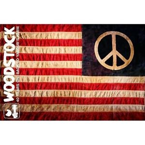 Woodstock: 40 Years On: Back To Yasgur's Farm album cover