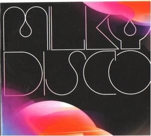 Milky Disco album cover