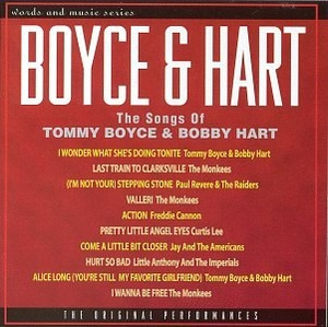 The Songs Of Tommy Boyce & Bobby Hart album cover