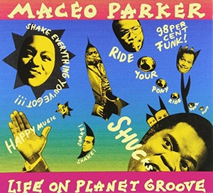 Life On Planet Groove album cover