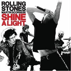 Martin Scorsese: Shine A Light (Live Soundtrack) album cover