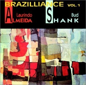 Brazilliance Vol.1 album cover