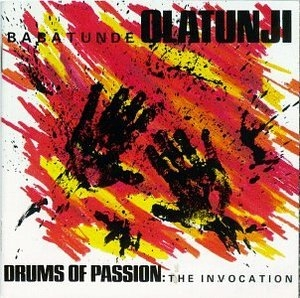 Drums Of Passion-The Invocation album cover