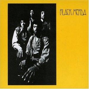 Black Merda album cover