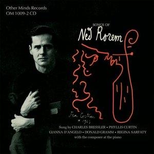 Songs Of Ned Rorem album cover