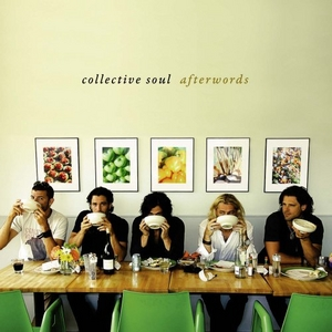 Afterwords album cover