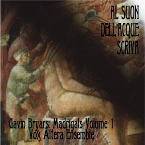 Gavin Bryars: Madrigals, Vol. 1 album cover