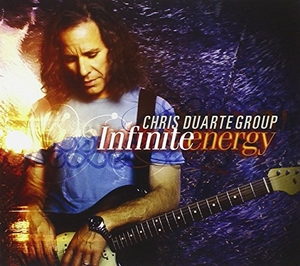 Infinite Energy album cover