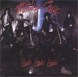 Girls, Girls, Girls album cover