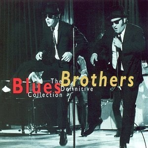 Blues Brothers Definitive Collection album cover