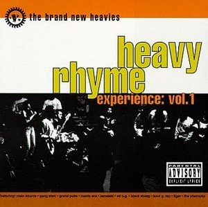Heavy Rhyme Experience: Vol. 1 album cover
