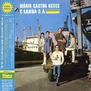 Mario Castro-Neves & Samba S.A. album cover