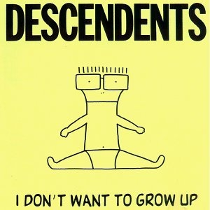 I Don't Want To Grow Up album cover