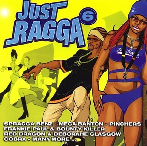Just Ragga, Vol. 6 album cover