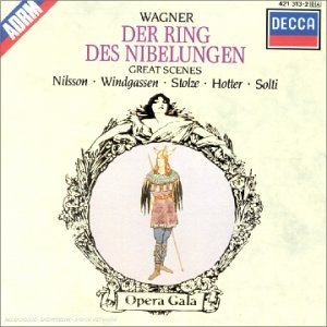 Wagner: Der Ring Des Nibelungen: Great Scenes album cover