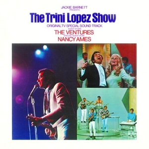 The Trini Lopez Show: Original TV Special Soundtrack album cover