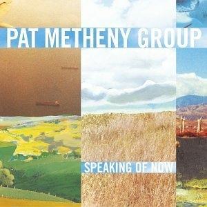 Speaking Of Now album cover