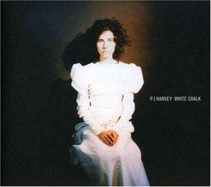 White Chalk album cover