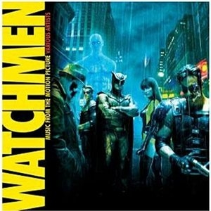Watchmen (Music From The Motion Picture) album cover