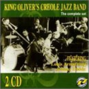 King Oliver's Creole Jazz Band: The Complete Set album cover