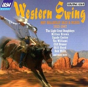 Western Swing: Hot Hillbilly Jazz & Blues album cover