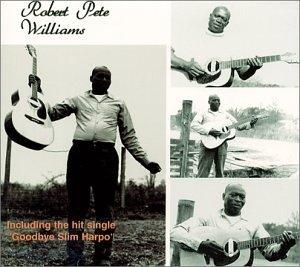 Robert Pete Williams (Fat Possum) album cover