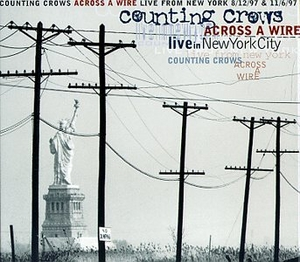 Across A Wire: Live In New York album cover