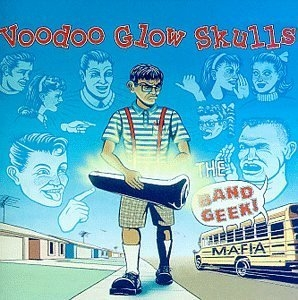 The Band Geek Mafia album cover