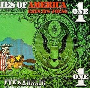 America Eats Its Young album cover