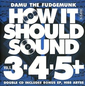How It Should Sound, Vols. 3, 4, 5 album cover