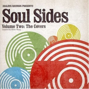 Zealous Records Presents: Soul Sides Volume Two: the covers album cover
