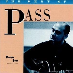 The Best Of Joe Pass: Pacific Jazz Years album cover