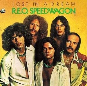 Lost In A Dream album cover