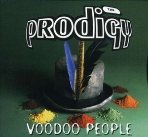 Voodoo People (Single) album cover