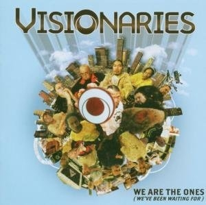 We Are The Ones (We've Been Waiting For) album cover