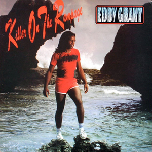 Killer On The Rampage album cover